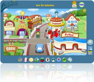 Ampelini zur beste deutschen Kinderwebseite gewählt